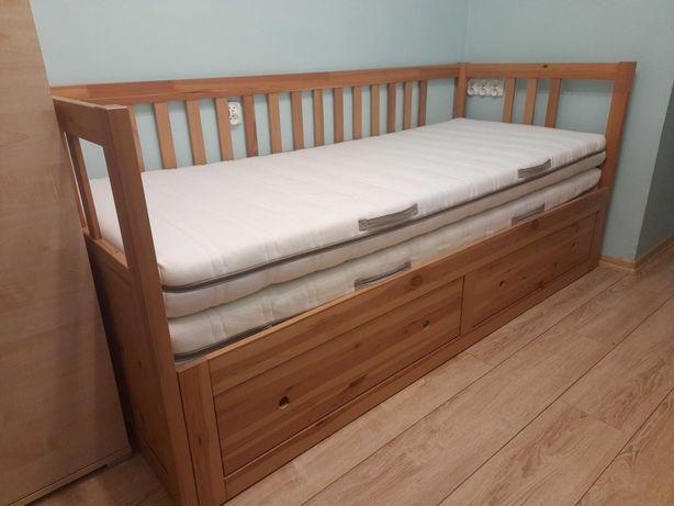 Łóżko rozkładane Hemnes ikea