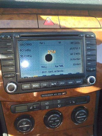 auto radio vw passat original mais caixa de cds