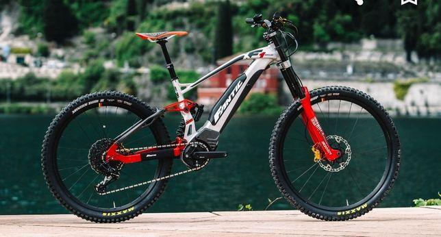 Fantic DH 200 rower elektryczny