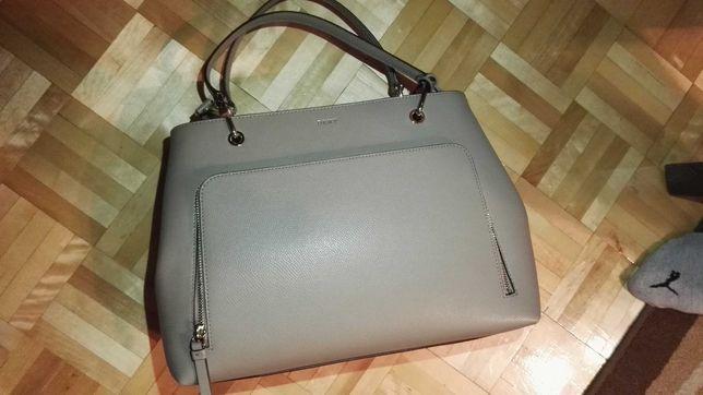 Torebka torba shopper DKNY bryant kolor taupe