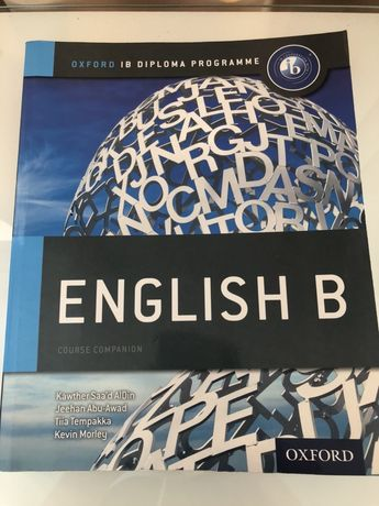 English B Oxford IB