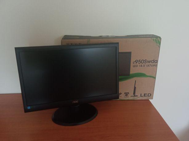 Monitor e950Swda LED 18.5cala