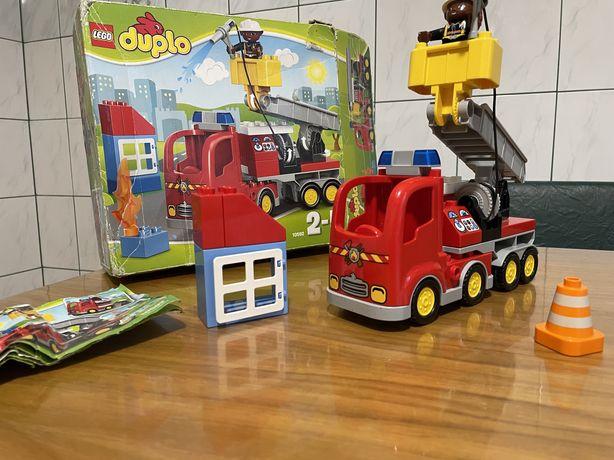 Продам Лего Дупло пожарная машина