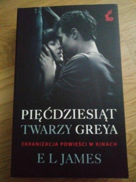 Piećdziesiąt twarzy Greya