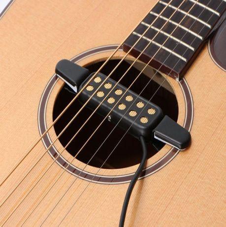 Pickup guitarra acustica viola NOVO