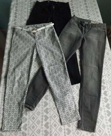 Zestaw spodni damskich 34 / S firma:, Only, Freesia, Esmara