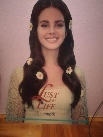 Lana Del Rey plakat, baner