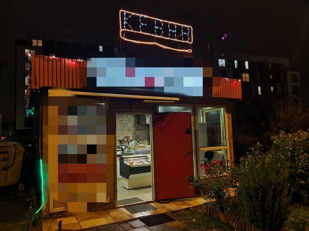 Sprzedam biznes dla gastronomii Kebab z pełnym nowym sprzętem