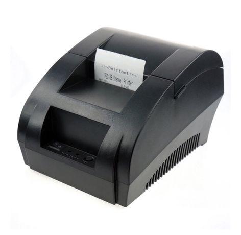 Принтер чеков USB порт 58мм (не фискальный)