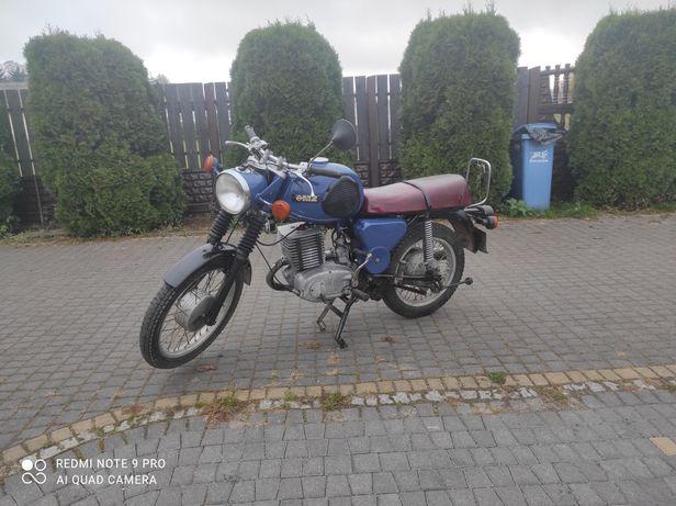 MZ ts 250 zamiana zamienię na motocykl quad cross prl auto WSK wfm shl