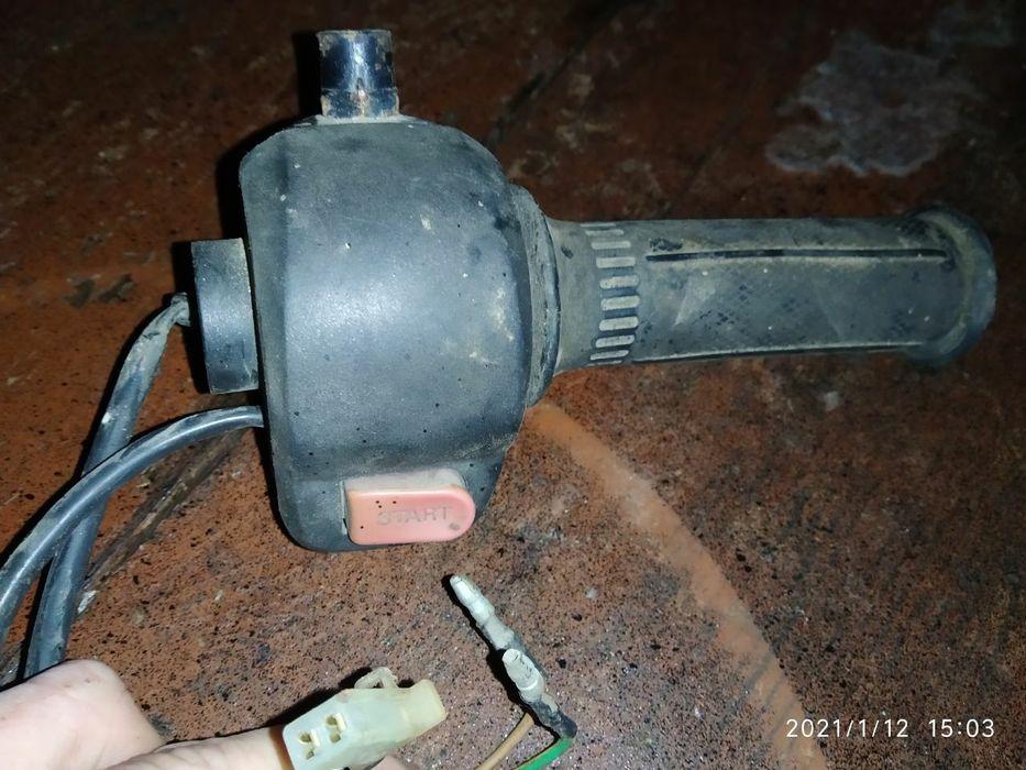 Ручка газа Yamaha Jog Aprio Плахтиевка - изображение 1