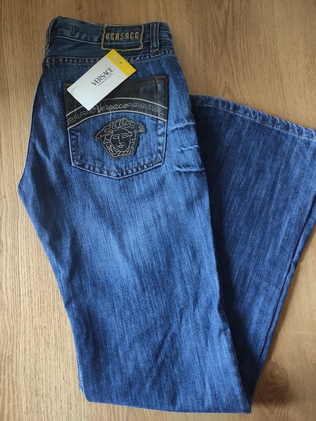 Jeansy Versace Jeans Couture r.29