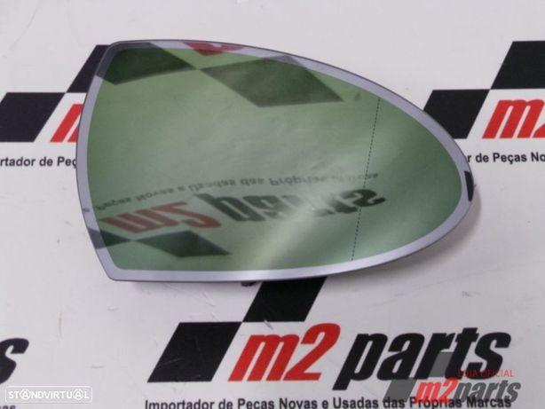Vidro espelho retrovisor M5/ M6 Cor Unica Direito BMW Série 5/BMW Série 6 Semi-N...