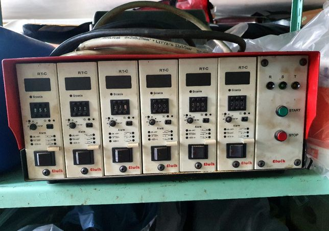 Regulator temperatury Elwik RT-C