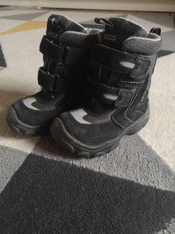 Buty zinowe Ecco śniegowce 22
