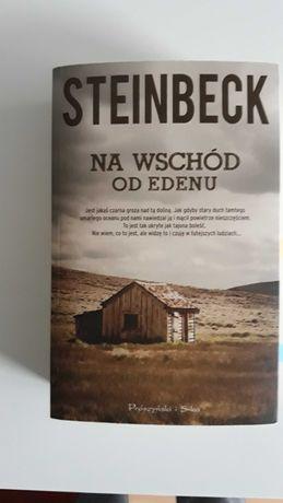Na wschód od Edenu - Steinbeck