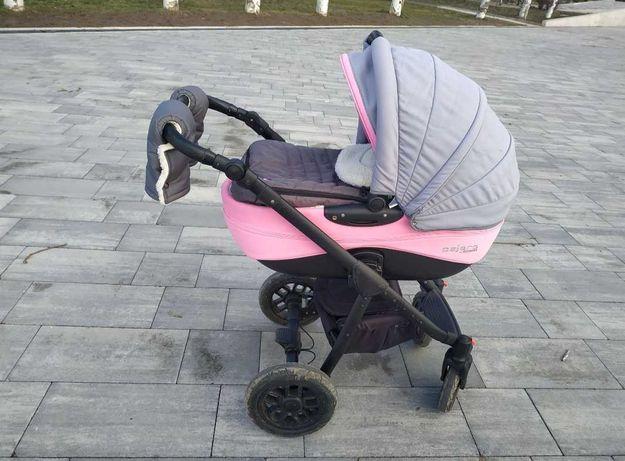 Детская коляска Adamex Pajero 2в1 ОЛХ ДОСТАВКОЙ НЕ ОТПРАВЛЯЮ!