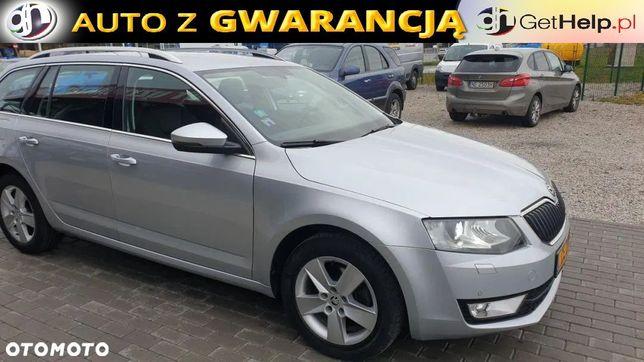 Škoda Octavia Xenon Keyles Navi 2xpdc Alu Półskóry Grzane