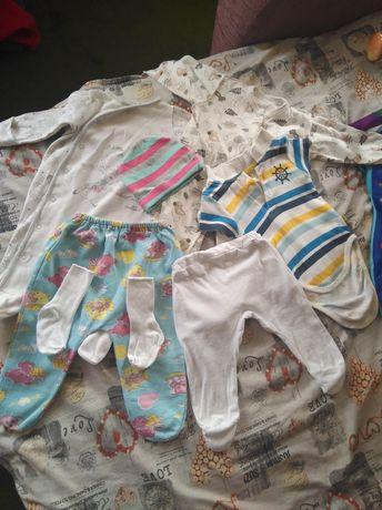 Продам вещи для малышей от 0 до 3 месяцев