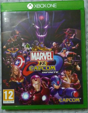 Marvel VS Capcom Infinite Avengers XBOX One PL