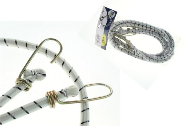 Linki do bagażu, jednokolorowe, gumy elastyczne OGRANICZONA ILOŚĆ