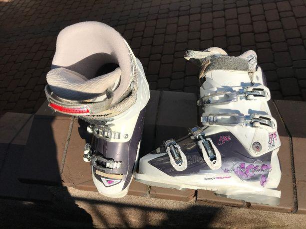 Buty narciarskie damskie NORDICA, rozmiar normalnego buta 38-39