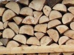 Sezonowane grube drewno kominkowo-opałowe