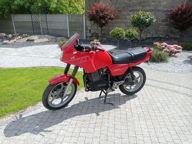 MZ 500 VR Rotax z dokumentami zarejestrowany Orginal ( ETZ 250 251 )