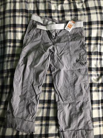 Nowe Szare spodnie Marks&Spencer