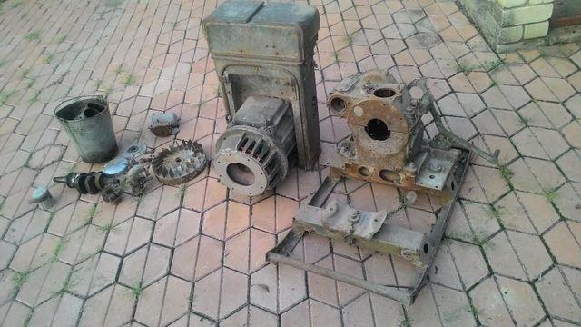 Генератор бензиновый ГАБ-2 -0/230