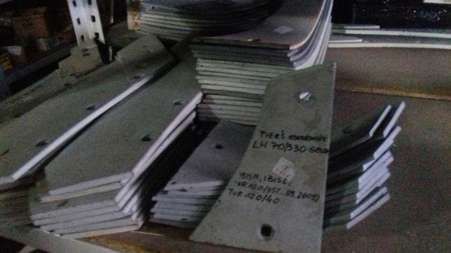 Pierś lewa odkładnicy odkładni PO33O Unia XL Tur Ibis oryginał PROMOCJ