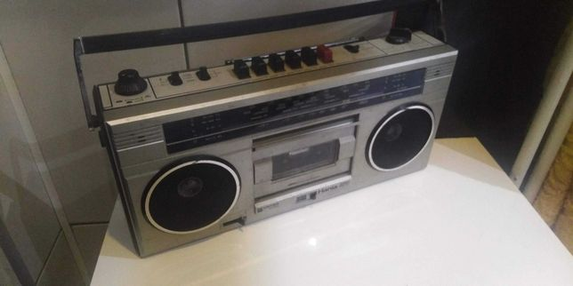 Radio magnetofon Unitra Hania RMS 401