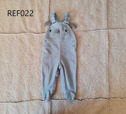 Jardineiras baby REF022