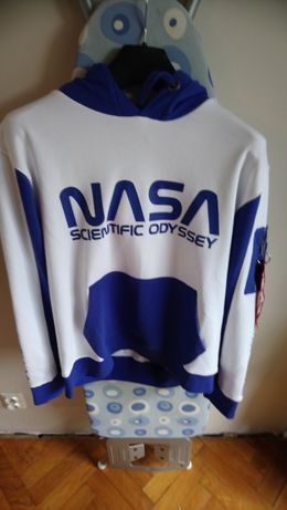 Bluza z kapturem Alpha Industries Odyssey