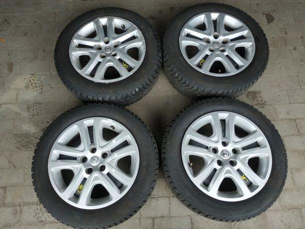2130. Koła zimowe Opel Astra K 5x105 205/55/16 Pirelli 2018r 8mm TPMS