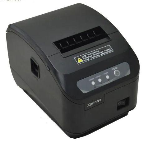 Xprinter XP-Q200II USB LAN Чековый POS принтер термопринтер чеков
