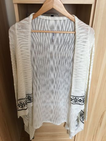 Sweter kardigan Cropp rozmiar S