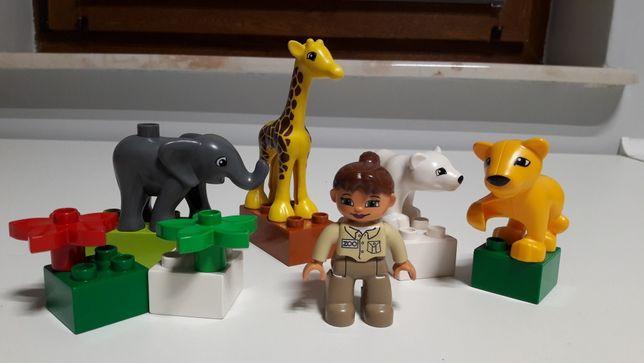Lego Duplo małe zoo 4962