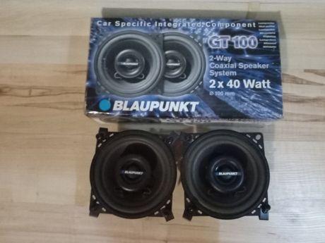 Głośniki samochodowe - Blaupunkt GT 100 - 2 x 40 watt