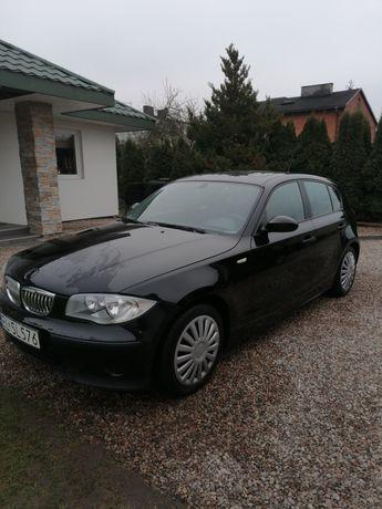 Sprzedam BMW serii 1 z gazem !!!