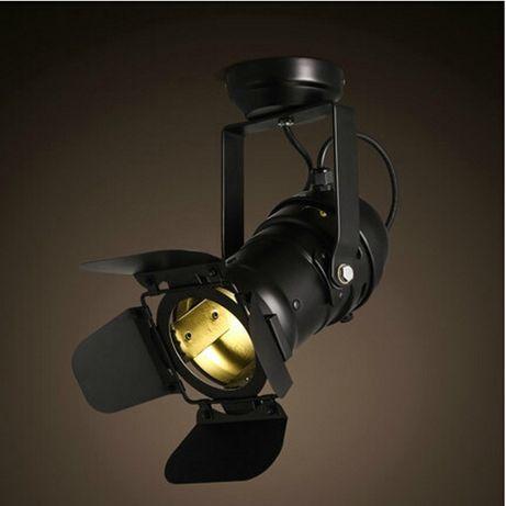 Светильник прожектор лофт