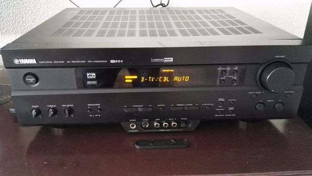 Amplificador Yamaha RX-V520RDS Digital Heimkino AV Receiver Titan