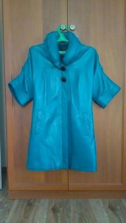 Куртка, пальто кожаное