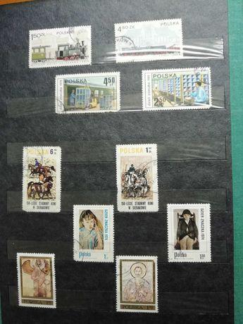 Klaser znaczków polskich