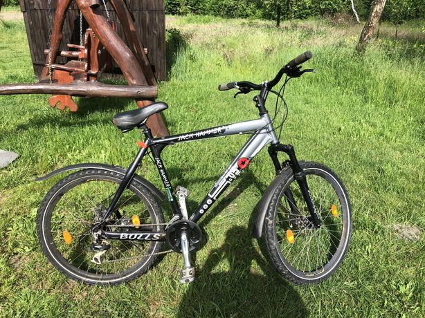 Велосипед Bulls Jack hammer