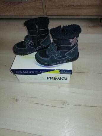 Buty zimowe dziewczęce primigi