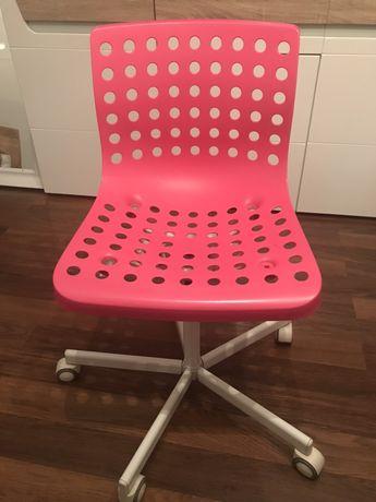 Krzeselko ikea dla dziewczynki