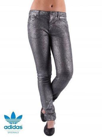 ADIDAS SPODNIE Jeans W38411 r 28/32