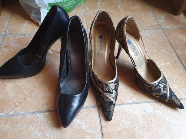 Туфли кожа Bronx