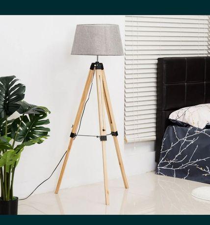 Nowa lampa stojąca